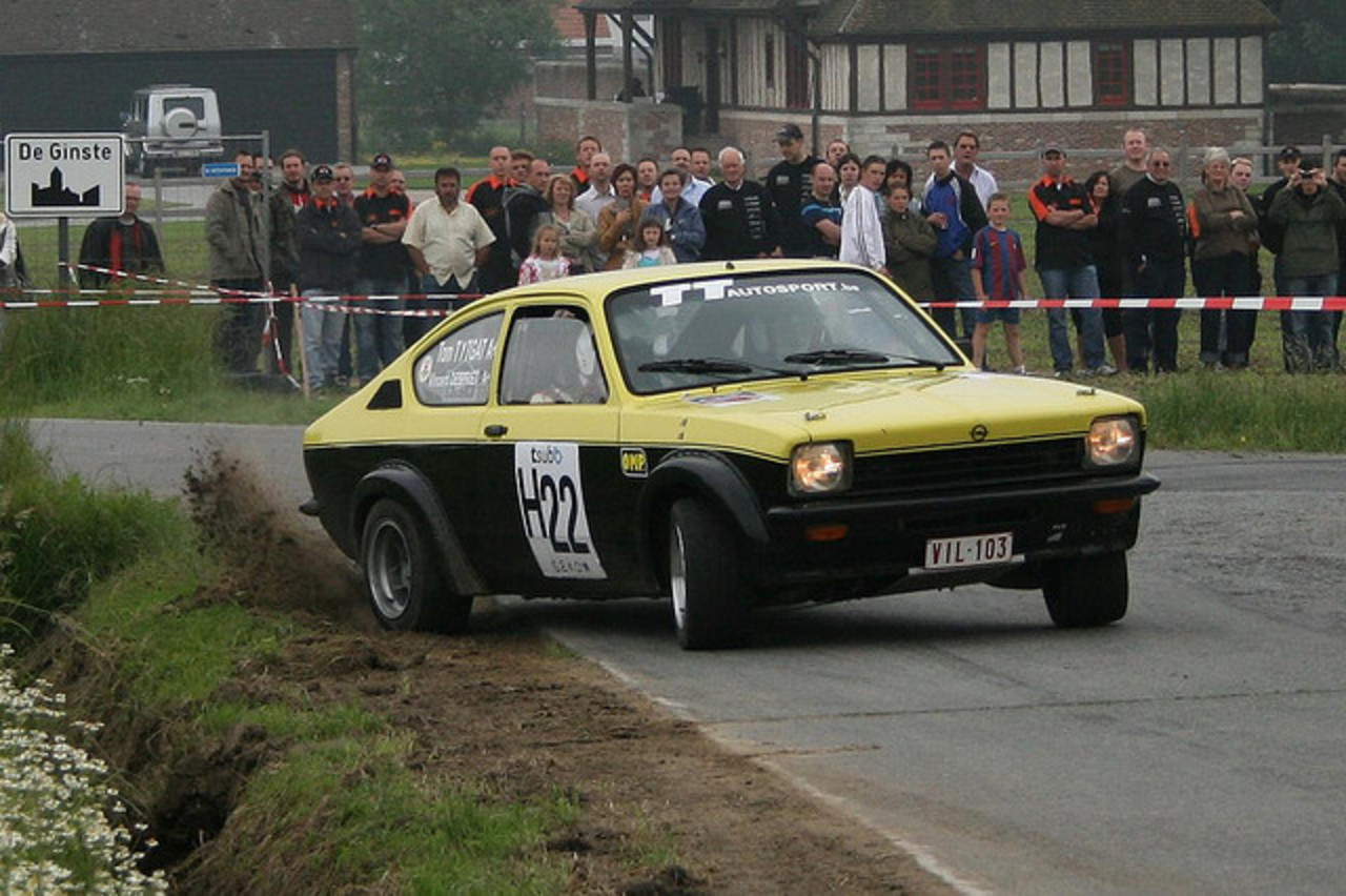 Opel Kadett GTE | Flickr - Photo Sharing!