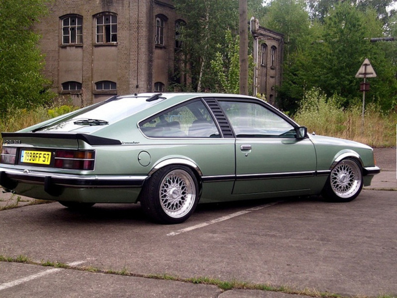 All photos of the renault rodeo 6 on this page are represented for - Opel Monza Flickr Photo Sharing