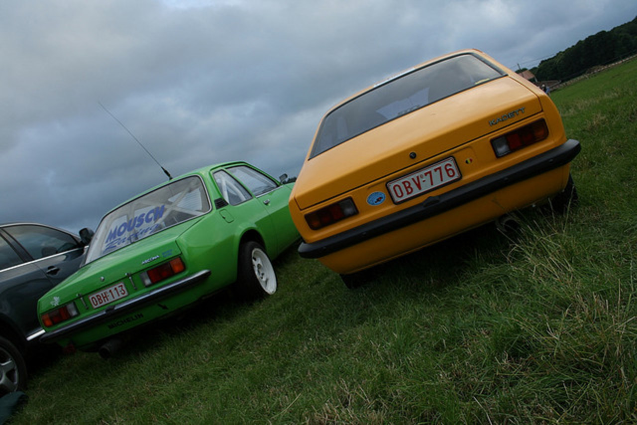 Opel Kadett & Ascona | Flickr - Photo Sharing!