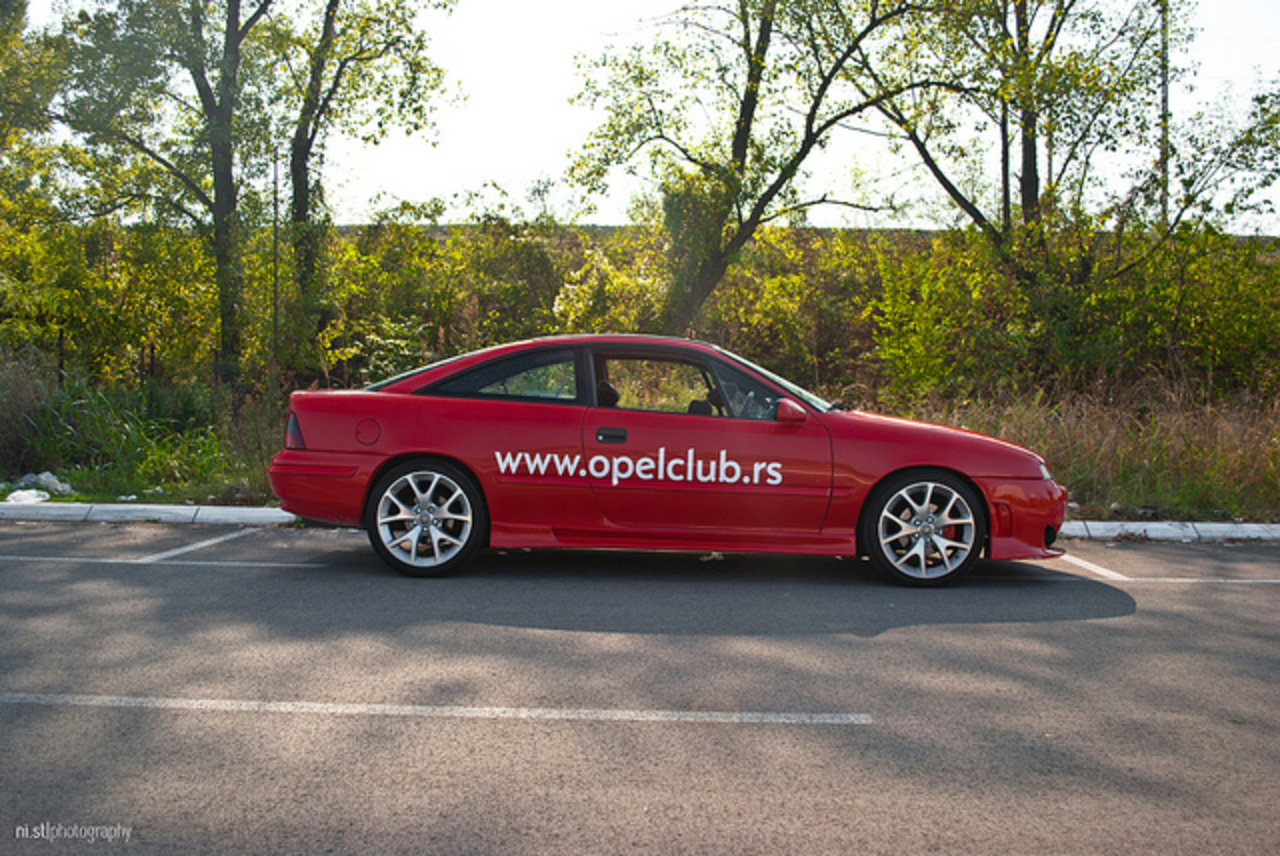 Opel Calibra Turbo | Flickr - Photo Sharing!