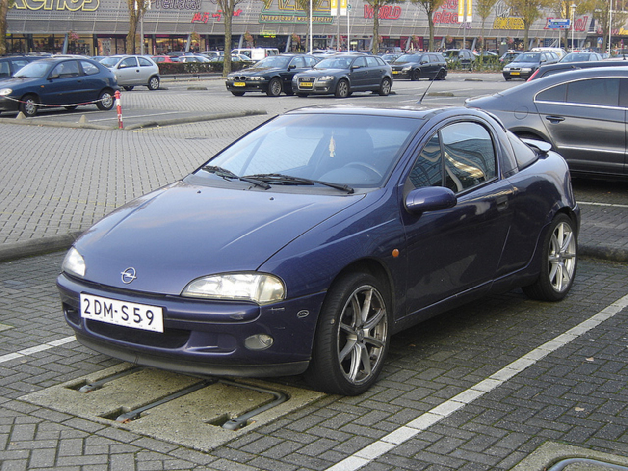 Rotterdam: Opel Tigra | Flickr - Photo Sharing!