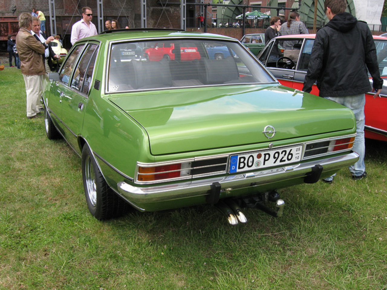 Opel Commodore GSE Sprint | Flickr - Photo Sharing!