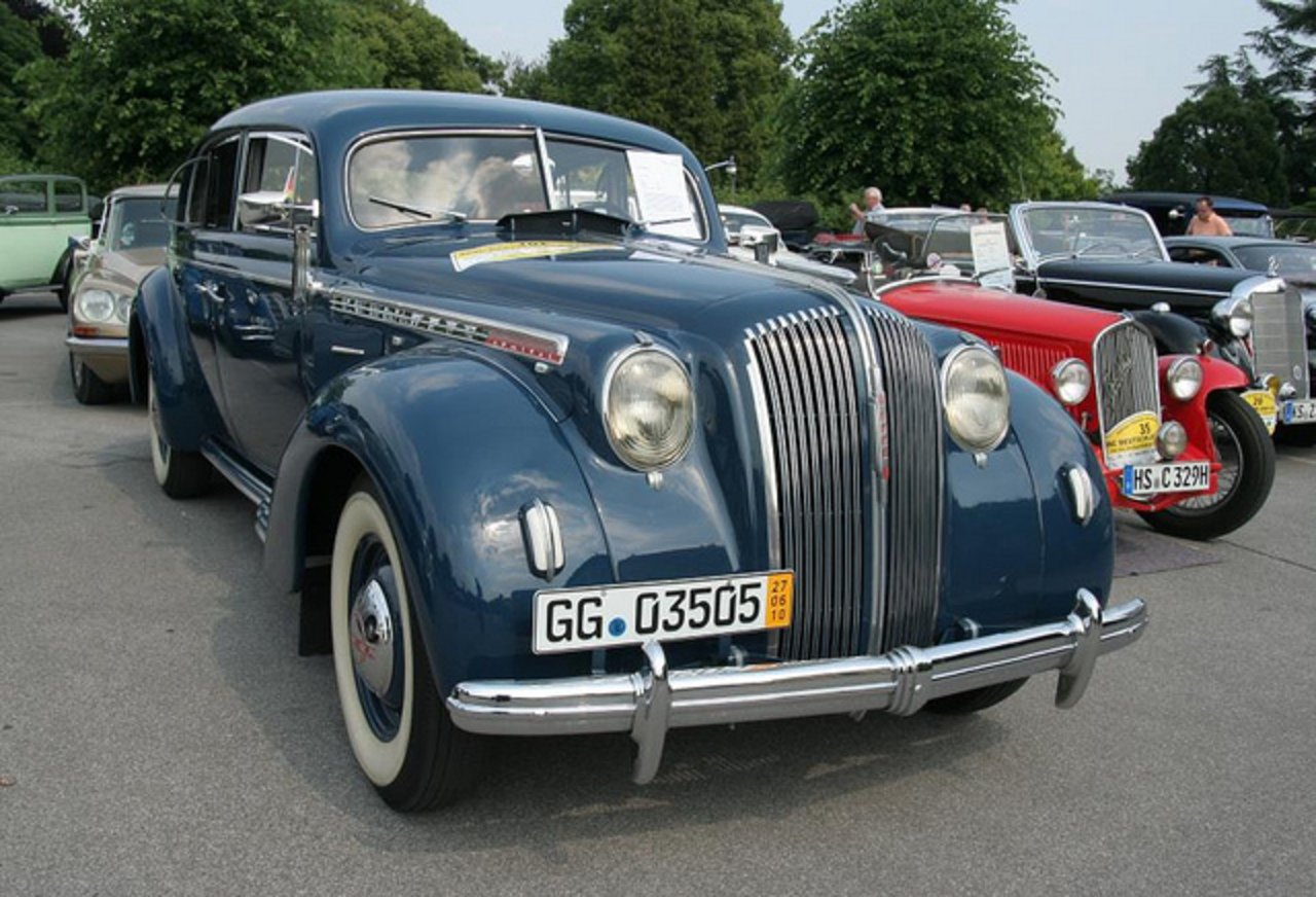 ADAC2010 - 101 - Opel Admiral 75 PS 1938 - 3 | Flickr - Photo Sharing!