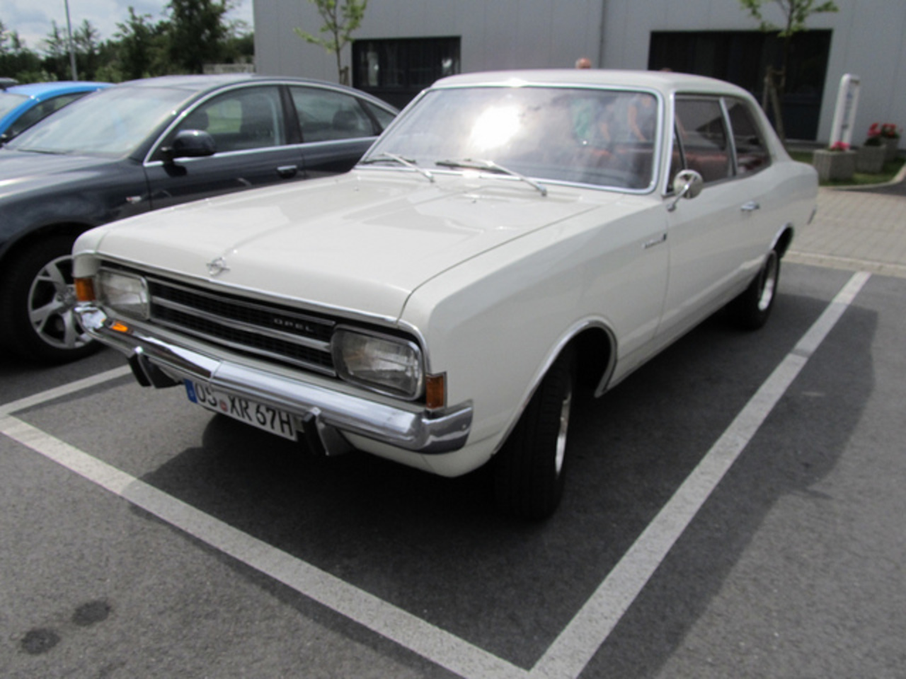 Opel Rekord 1700L | Flickr - Photo Sharing!