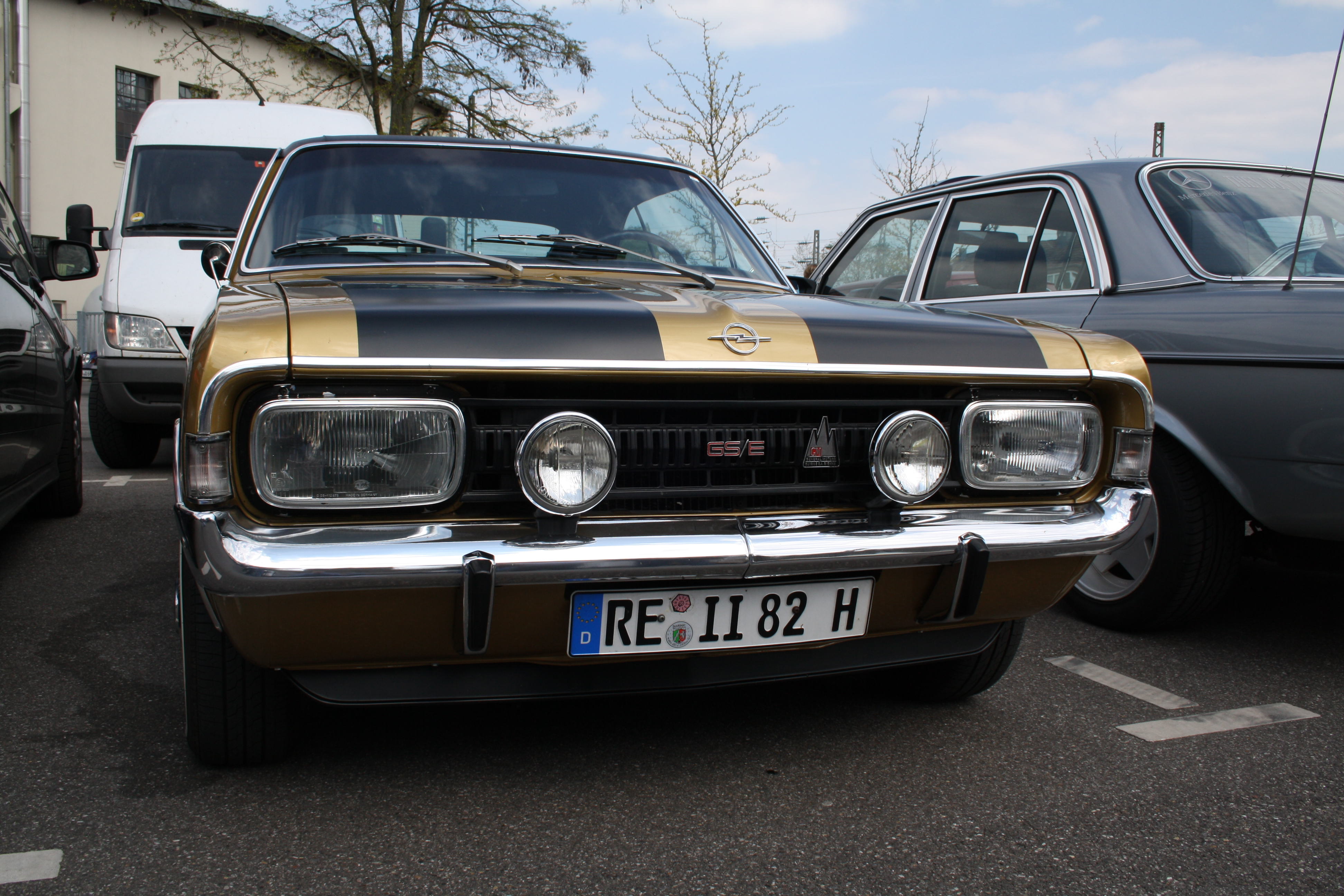 opel commodore GSE | Flickr - Photo Sharing!