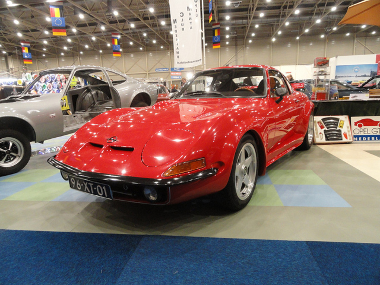 1970 Opel GT 1900 | Flickr - Photo Sharing!