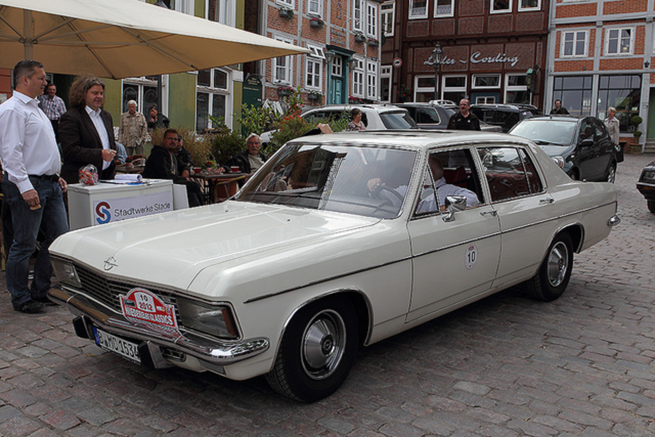 OPEL-Admiral B (1969–1976) | Flickr - Photo Sharing!