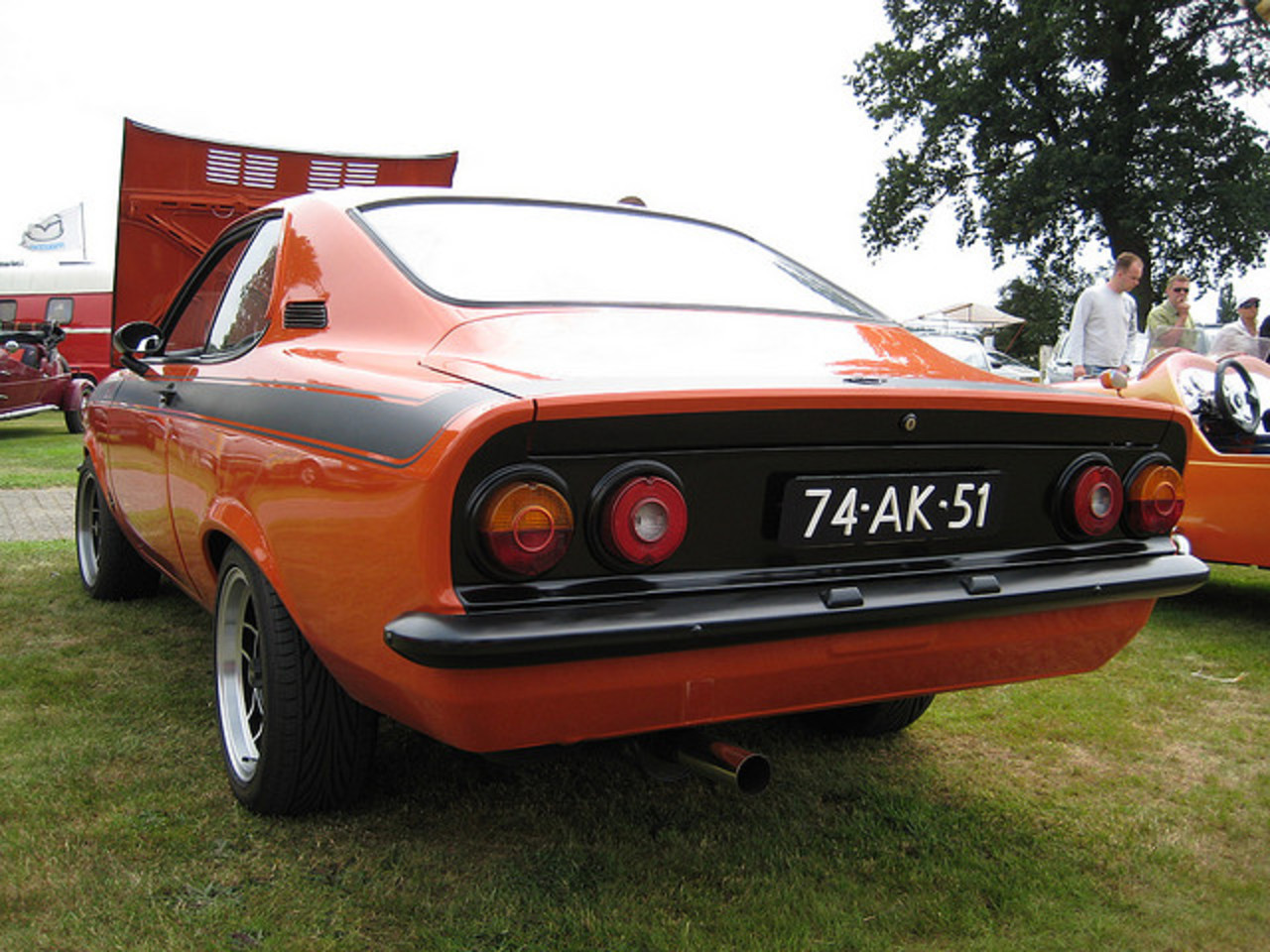 Opel Manta GT/E 1973 | Flickr - Photo Sharing!