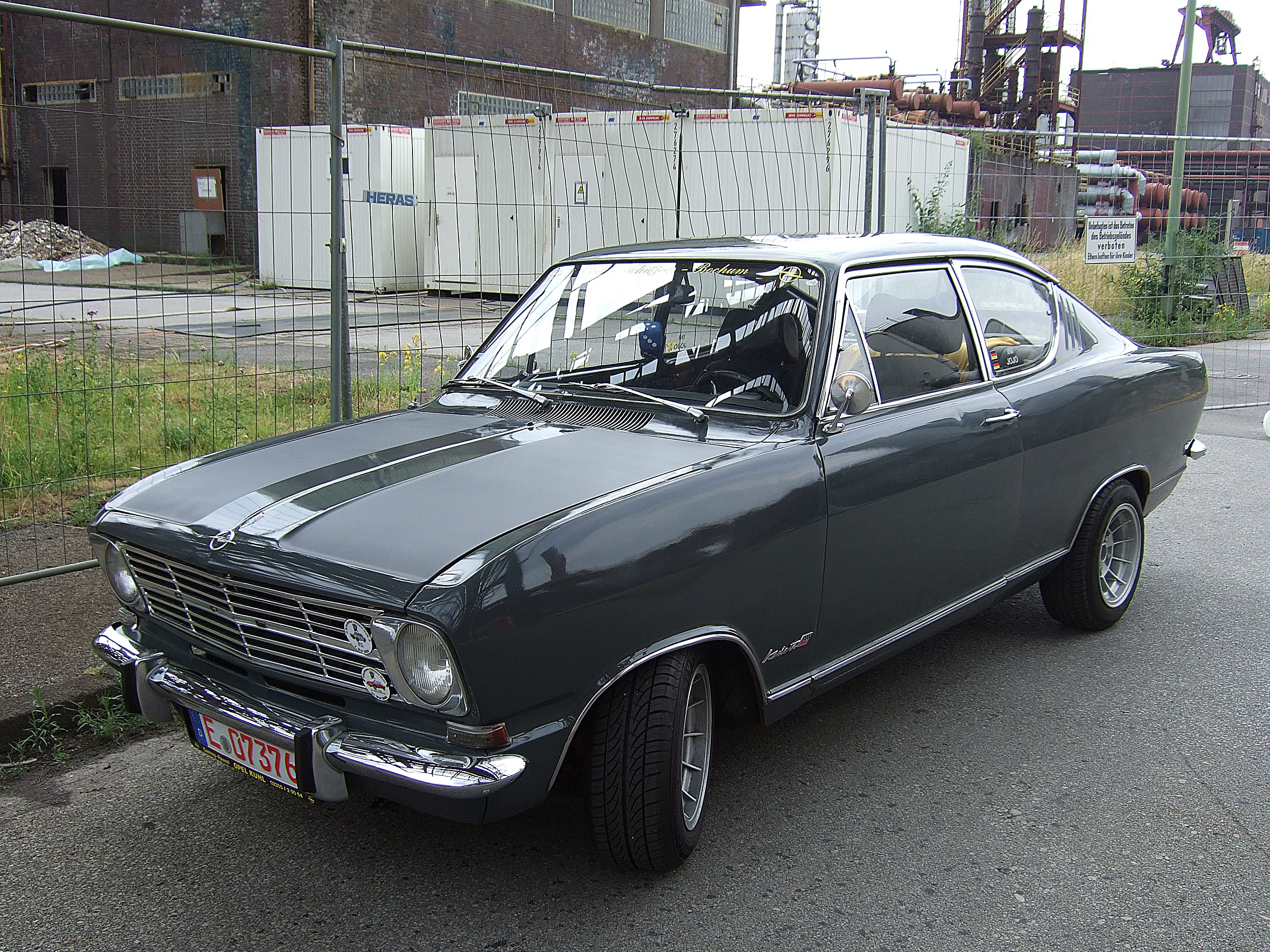 Opel Kadett B (Kiemen-) Coupé | Flickr - Photo Sharing!