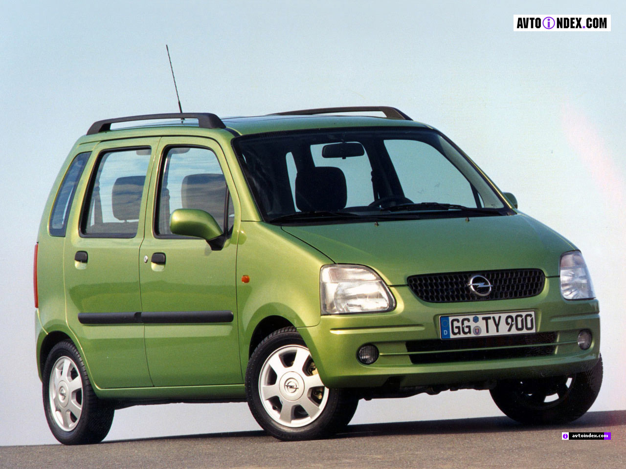 OPEL Agila. Car Technical Data. Car specifications. Vehicle fuel ...