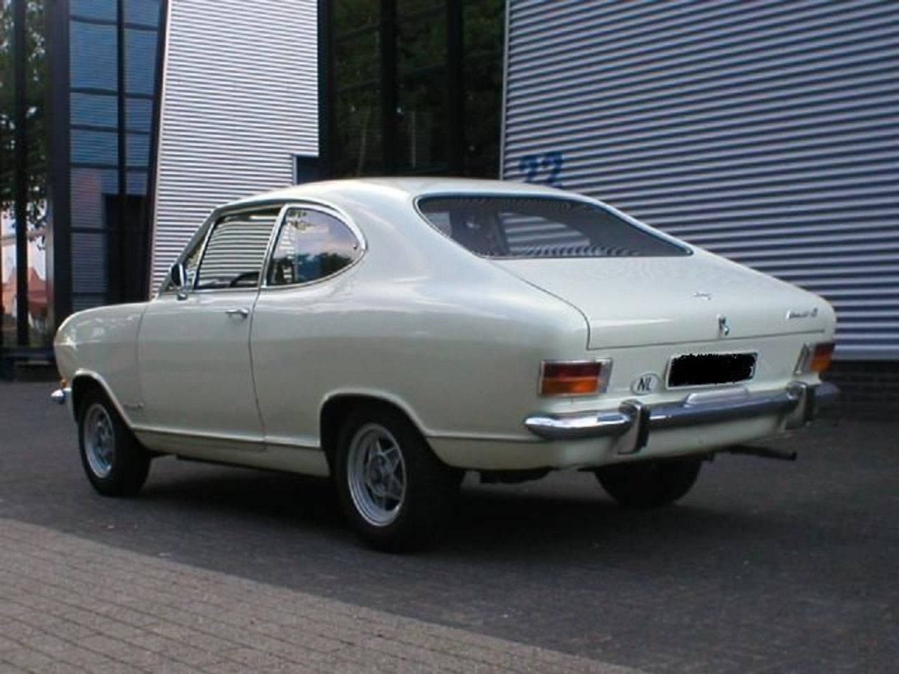 topworldauto photos of opel kadett b coupe ls photo. Black Bedroom Furniture Sets. Home Design Ideas