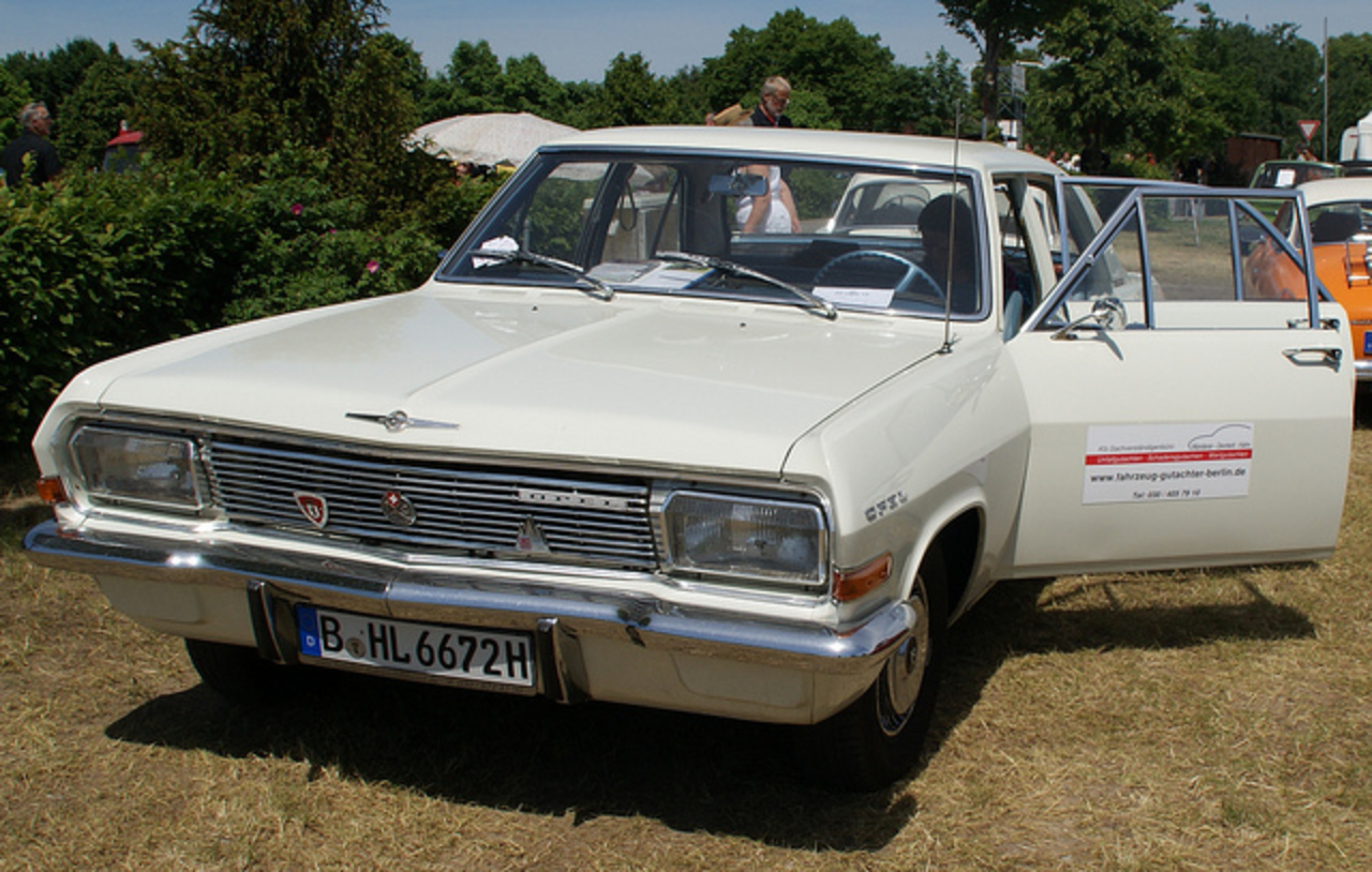 Opel Rekord B | Flickr - Photo Sharing!