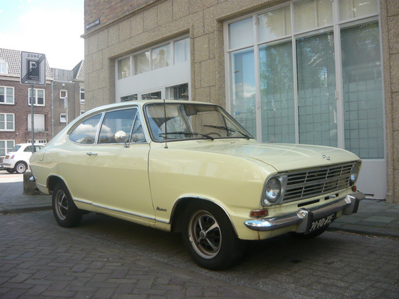 1973 Opel Kadett 12 Coupe automatic | Flickr - Photo Sharing!