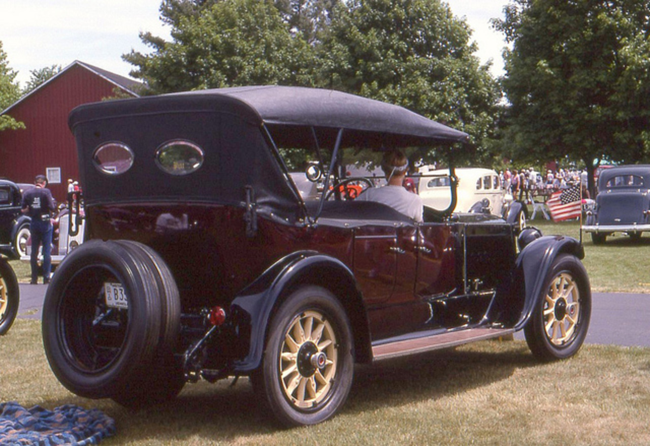 1918 Packard Twin Six touring | Flickr - Photo Sharing!
