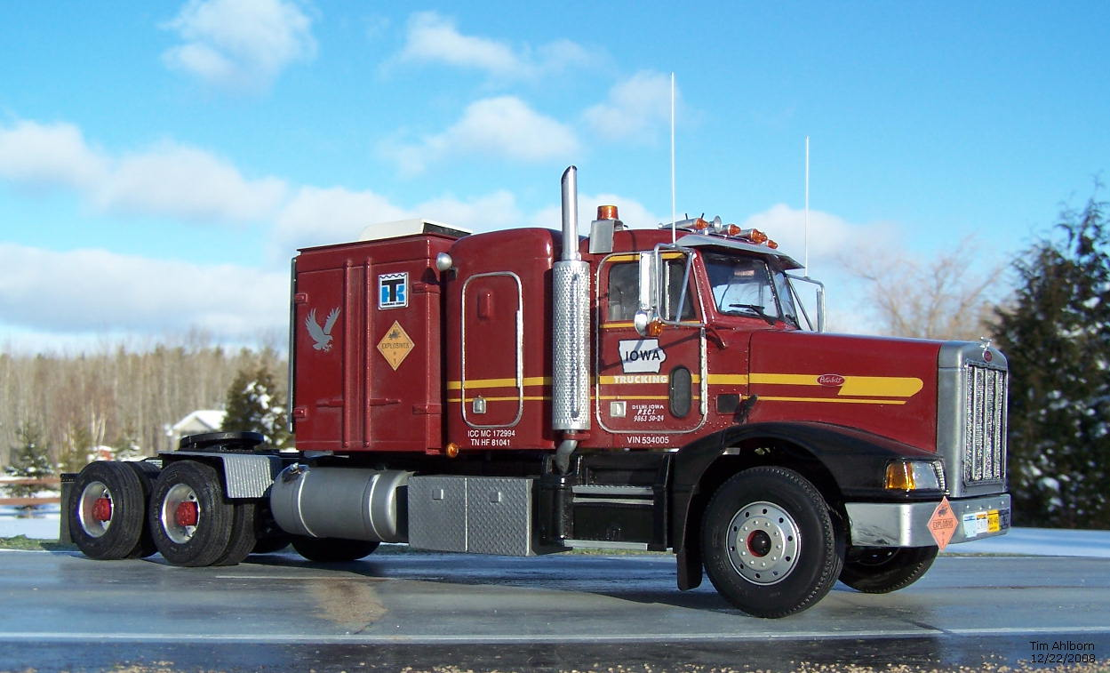 Peterbilt conventionals '87 and up