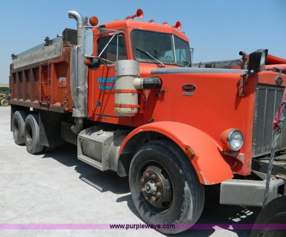 Peterbilt 349, Year of Mnftr: 1985, United States, . Pre Owned ...