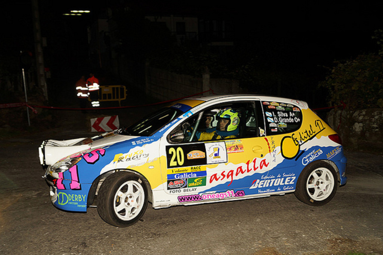Iago Silva / Diego Grande · Peugeot 206 XS | Flickr - Photo Sharing!