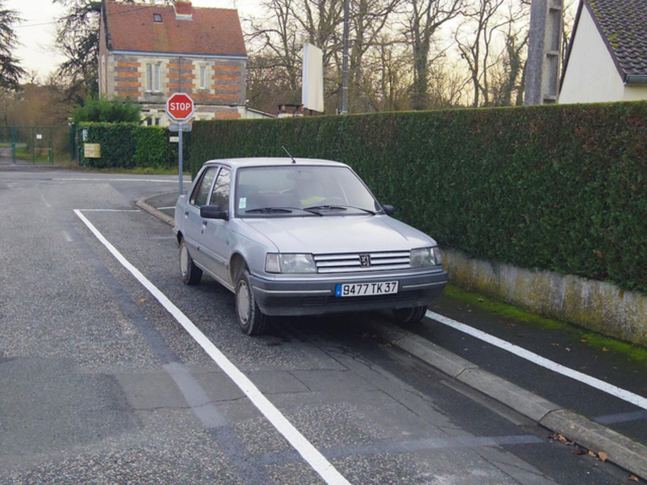Topworldauto Photos Of Peugeot 309 Vital Photo Galleries