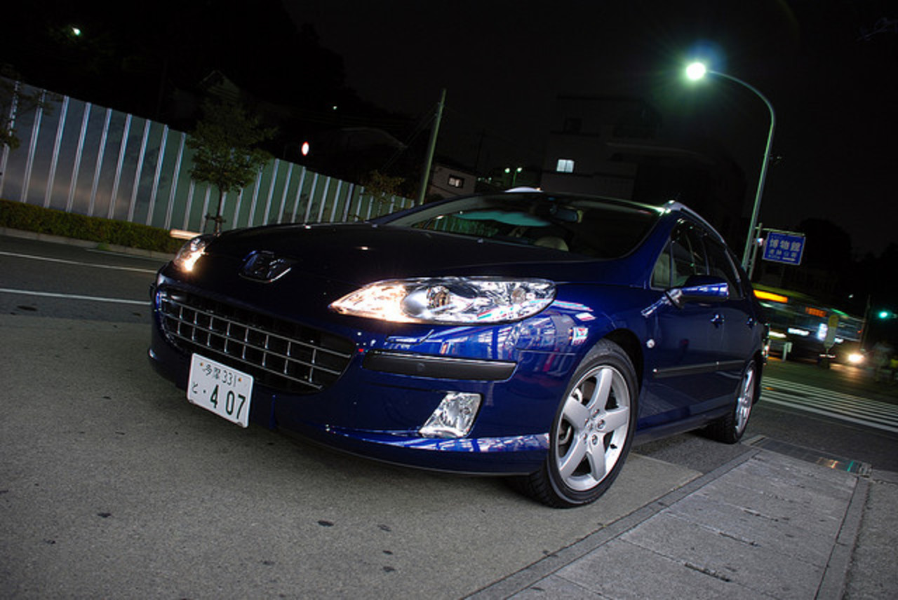 Peugeot 407 SW! | Flickr - Photo Sharing!