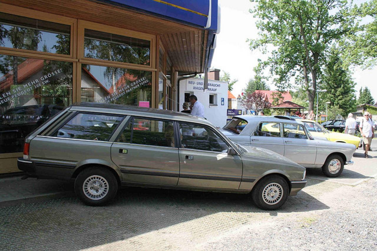 Topworldauto Photos Of Peugeot 505 Gr Photo Galleries