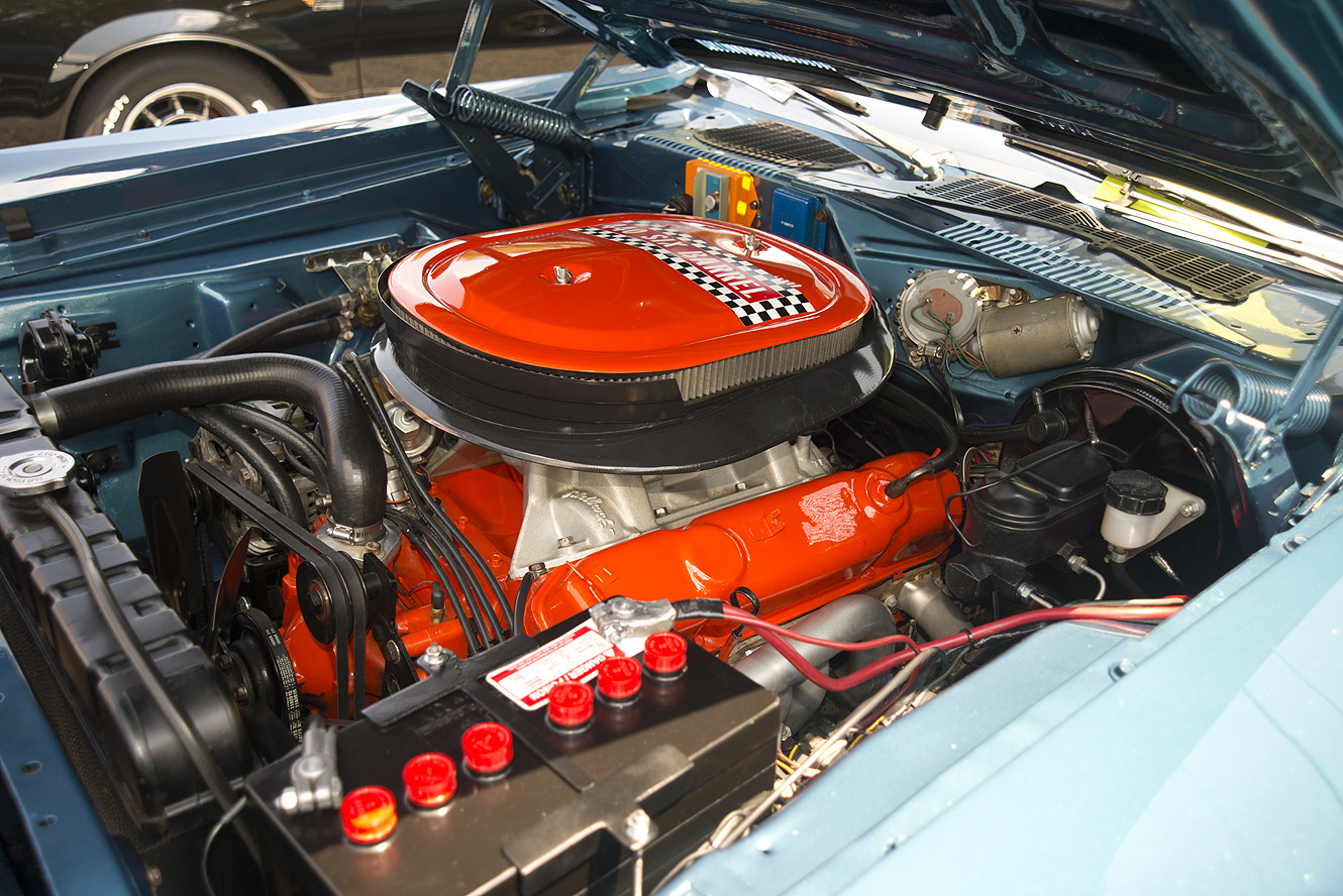 440 Six Pack in a 1970 Plymouth Cuda | Flickr - Photo Sharing!