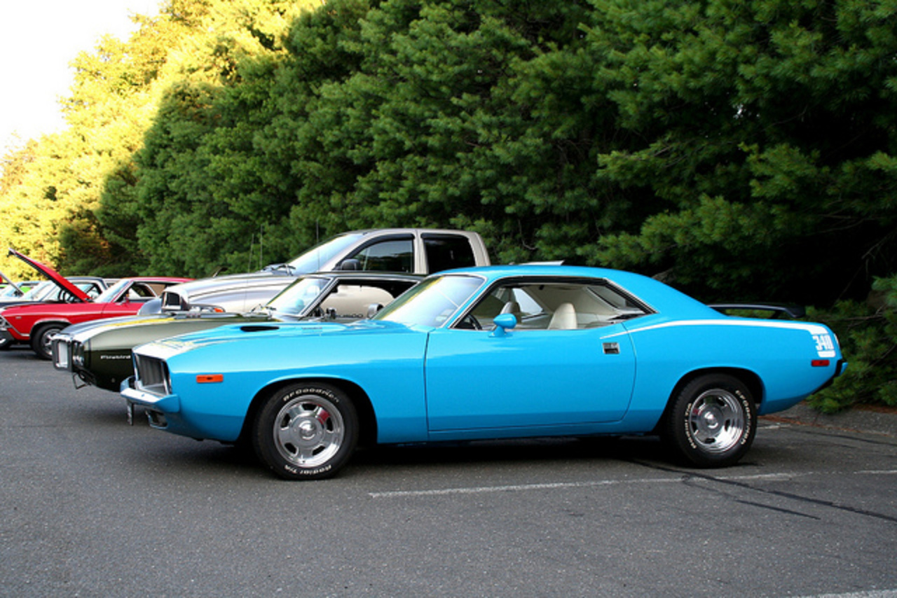 1972 Plymouth 'Cuda | Flickr - Photo Sharing!