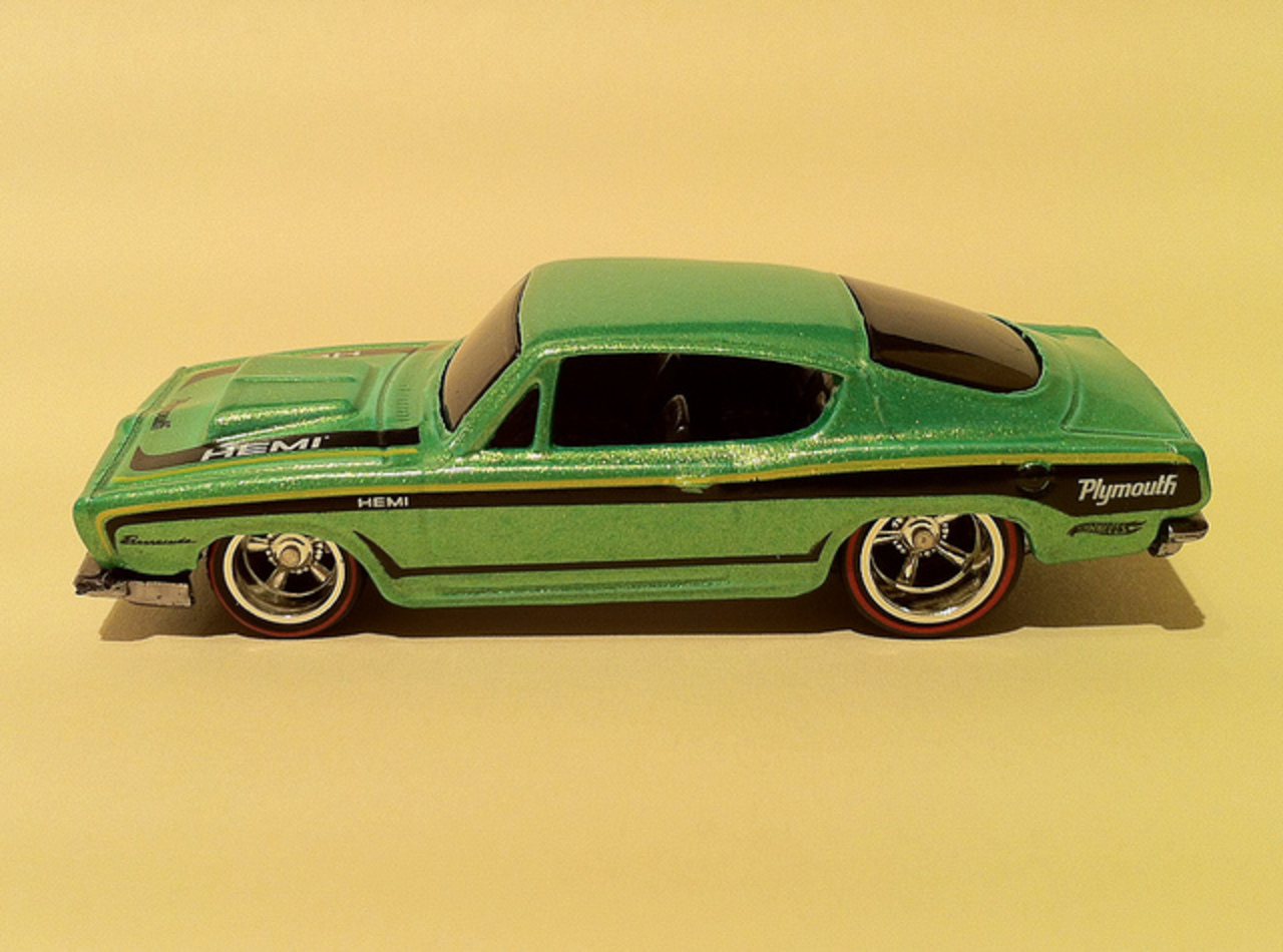 hw 67 Plymouth cuda | Flickr - Photo Sharing!