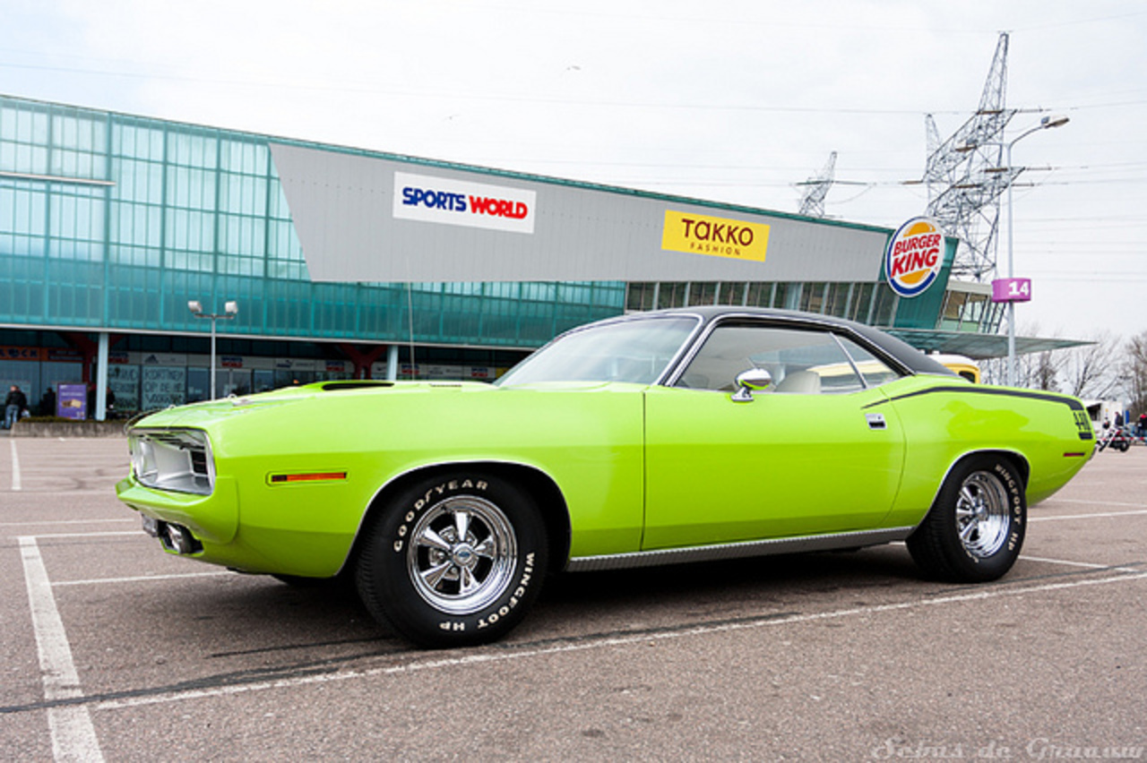 Plymouth Barracuda | Flickr - Photo Sharing!