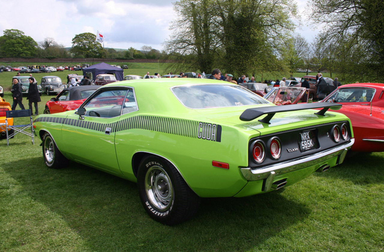 1972 Plymouth `Cuda 340 | Flickr - Photo Sharing!