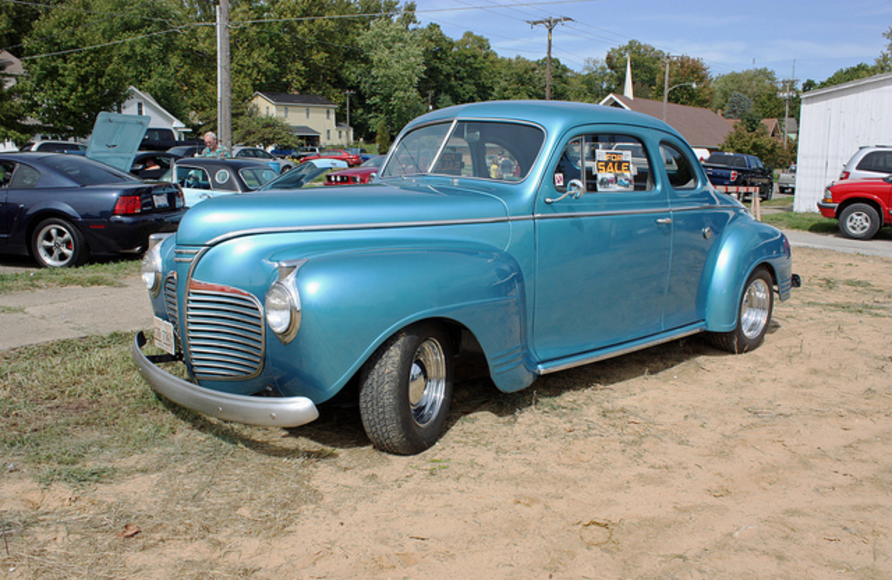 Topworldauto Photos Of Plymouth Business Coupe Photo Galleries 1941 2 5 Flickr Sharing