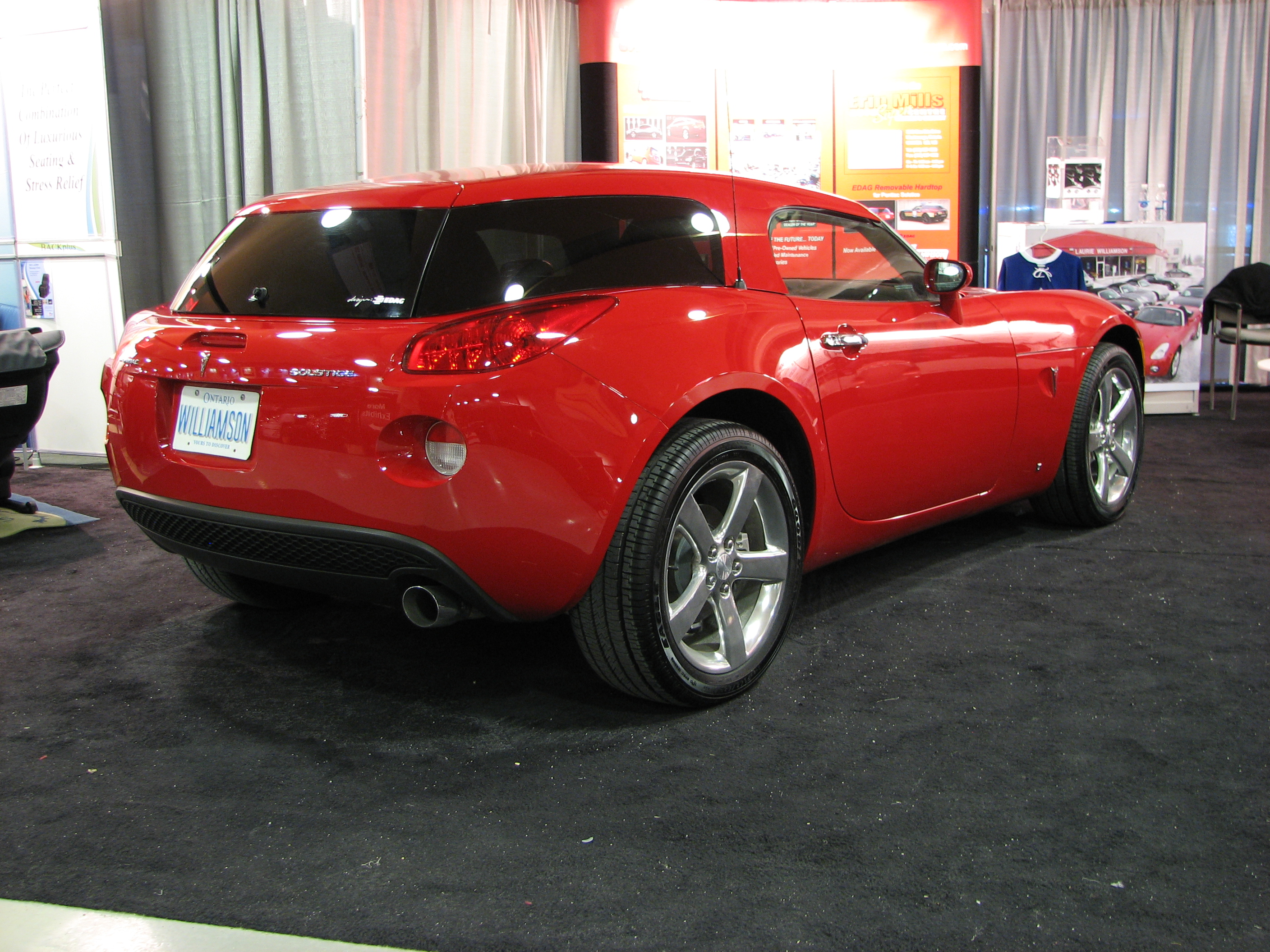Pontiac Solstice Hardtop | Flickr - Photo Sharing!