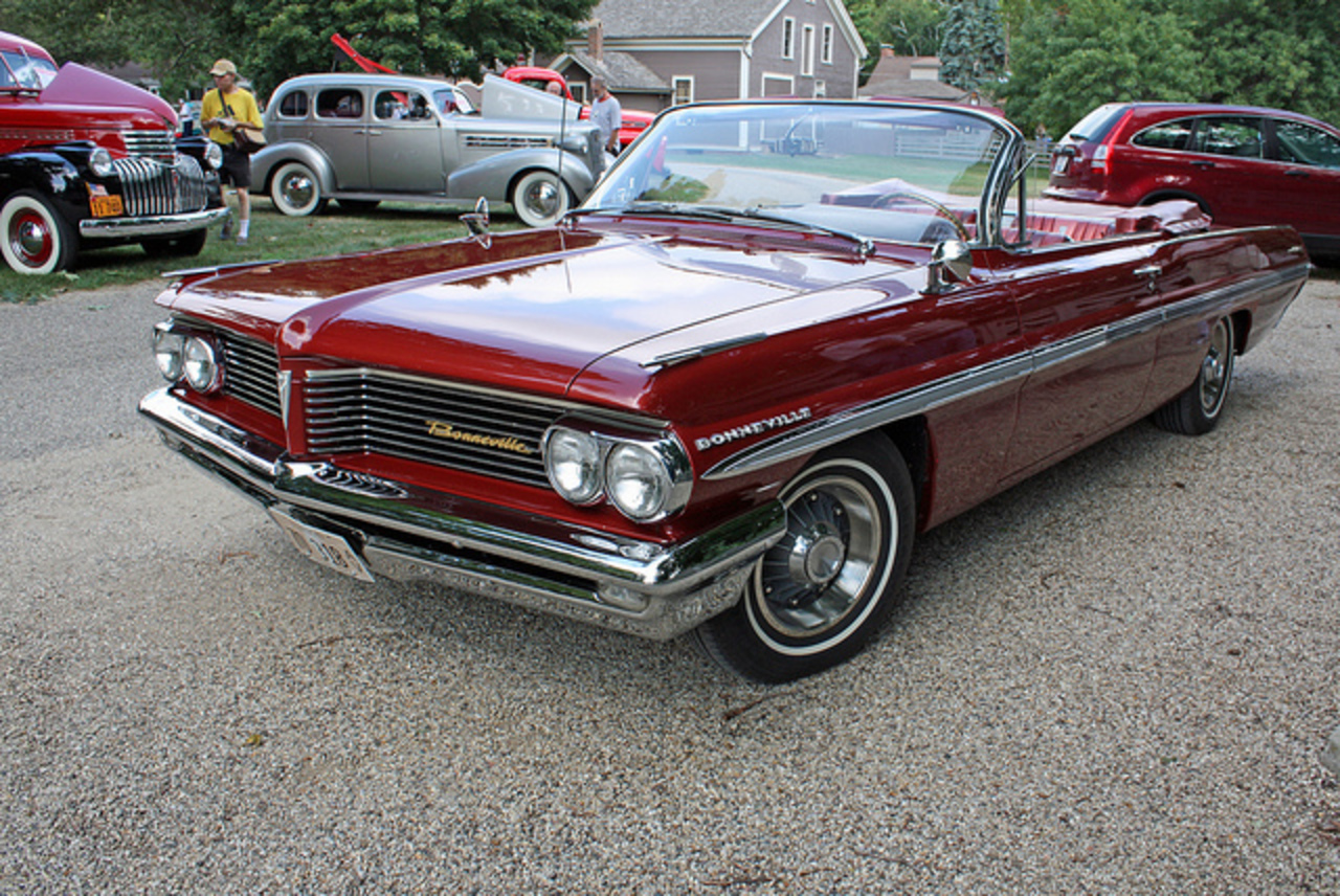 1962 Pontiac Bonneville Convertible (2 of 7) | Flickr - Photo Sharing!