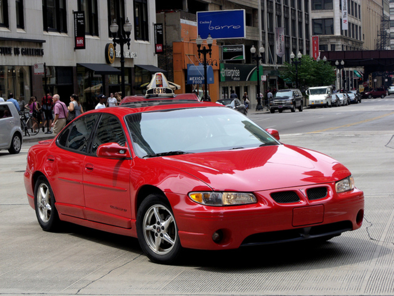2003 Pontiac Grand Prix GT | Flickr - Photo Sharing!