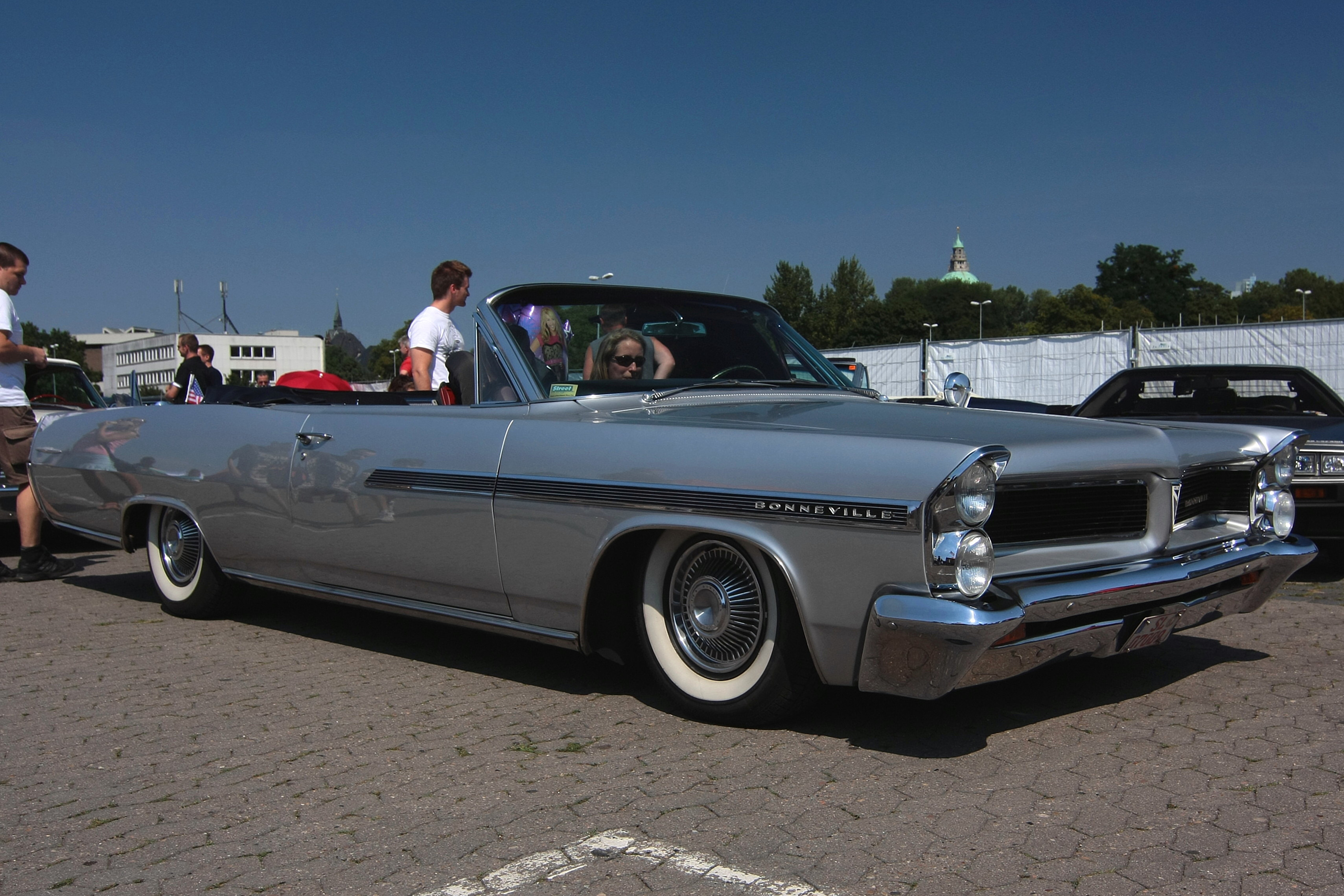1963 Pontiac Bonneville Convertible | Flickr - Photo Sharing!