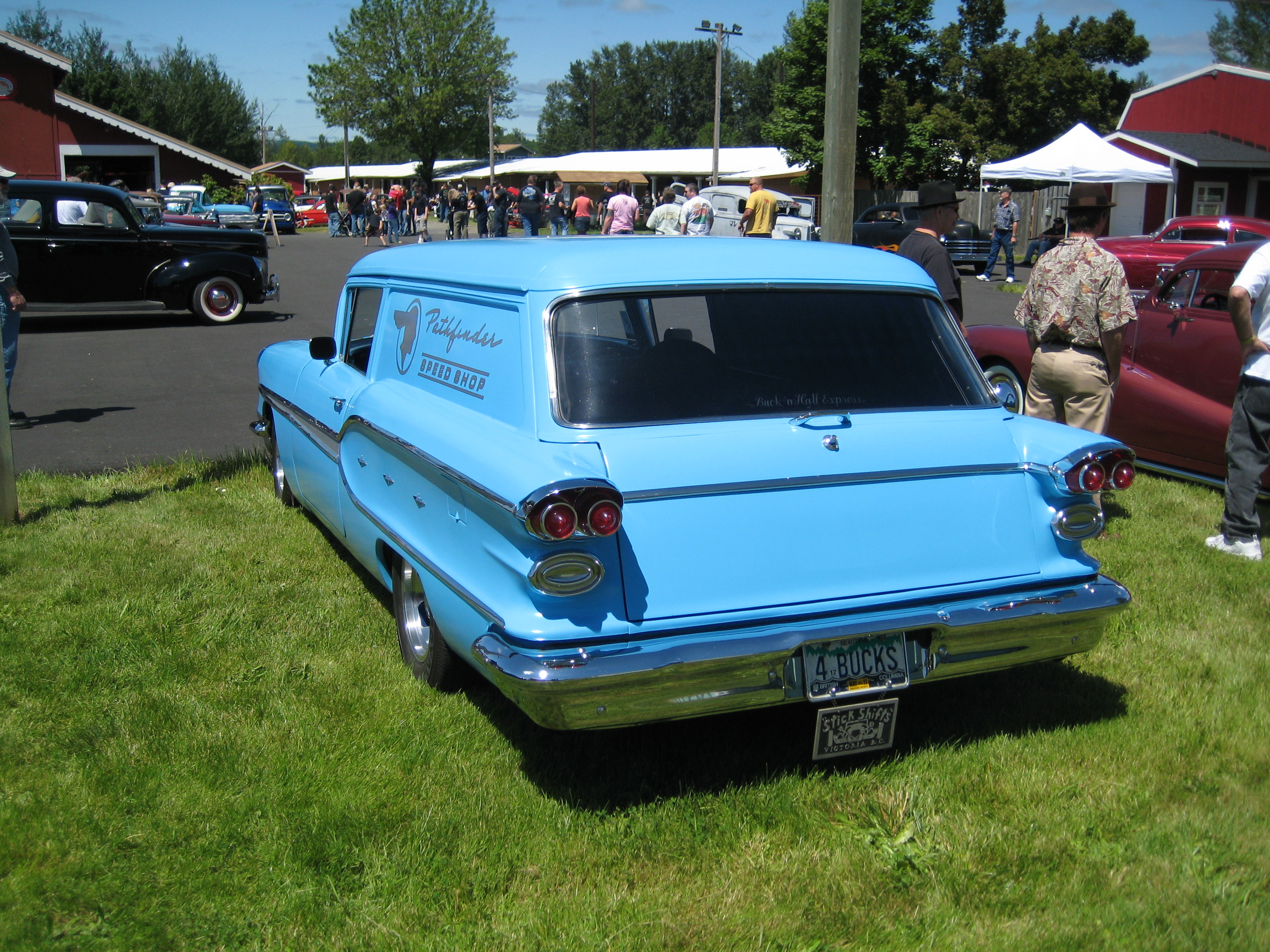1958 Pontiac Strato Chief Sedan Delivery | Flickr - Photo Sharing!