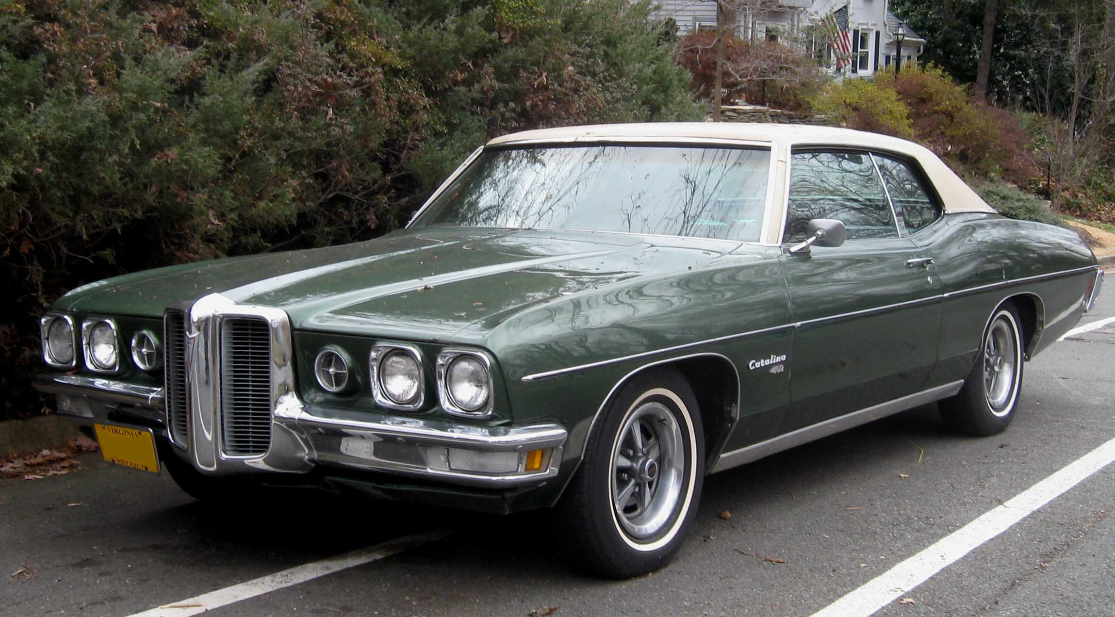 File:Pontiac Catalina front.jpg - Wikimedia Commons