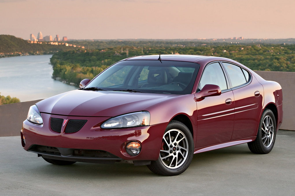 Pontiac Grand Prix For Sale by Owner: Buy Used & Cheap Pontiac Cars