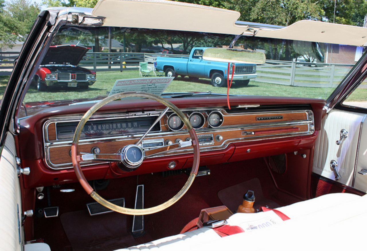 1965 Pontiac Bonneville Convertible (4 of 7) | Flickr - Photo Sharing!