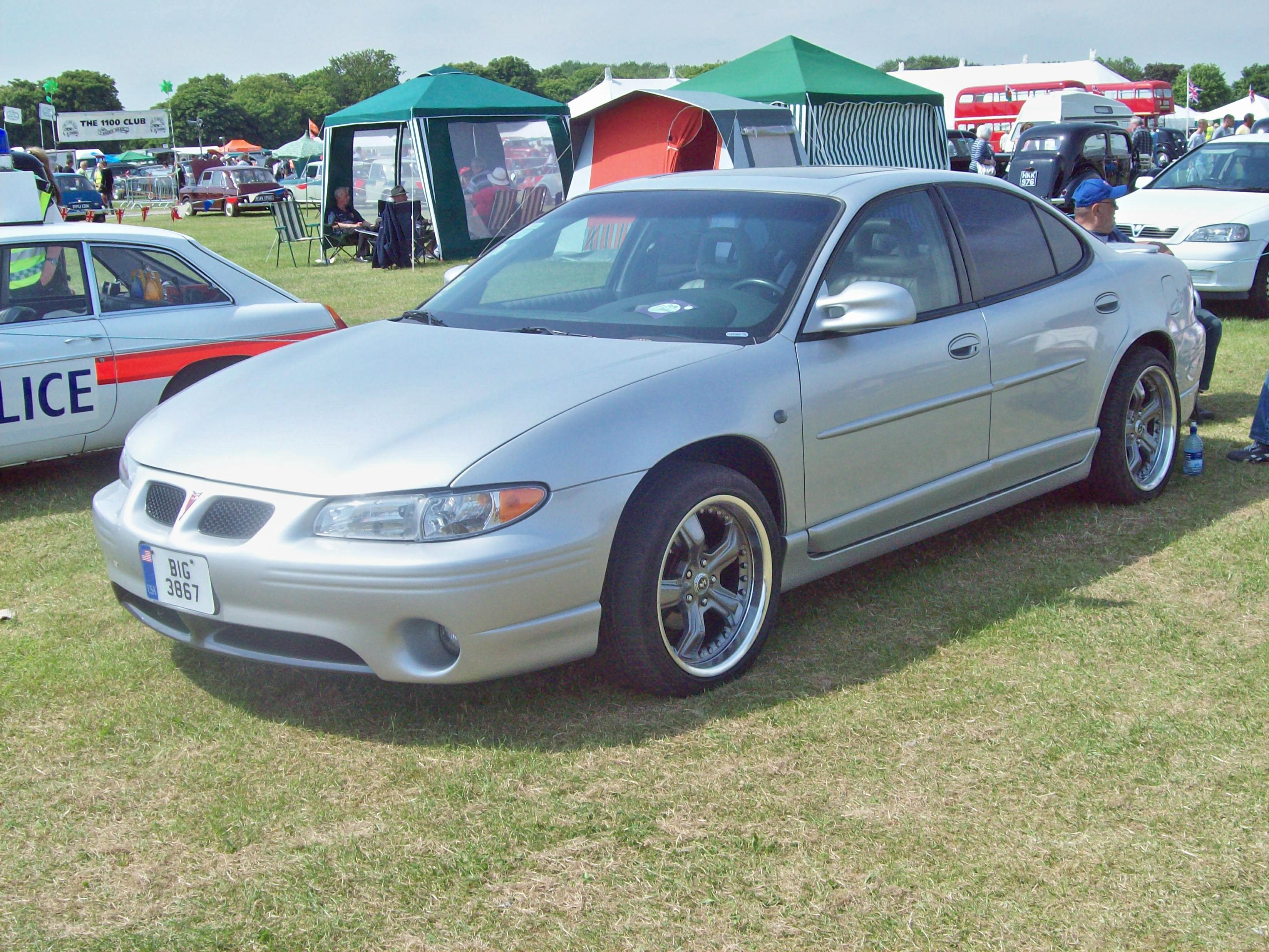 128 Pontiac Grand Prix GTP (1997-03) ?? | Flickr - Photo Sharing!