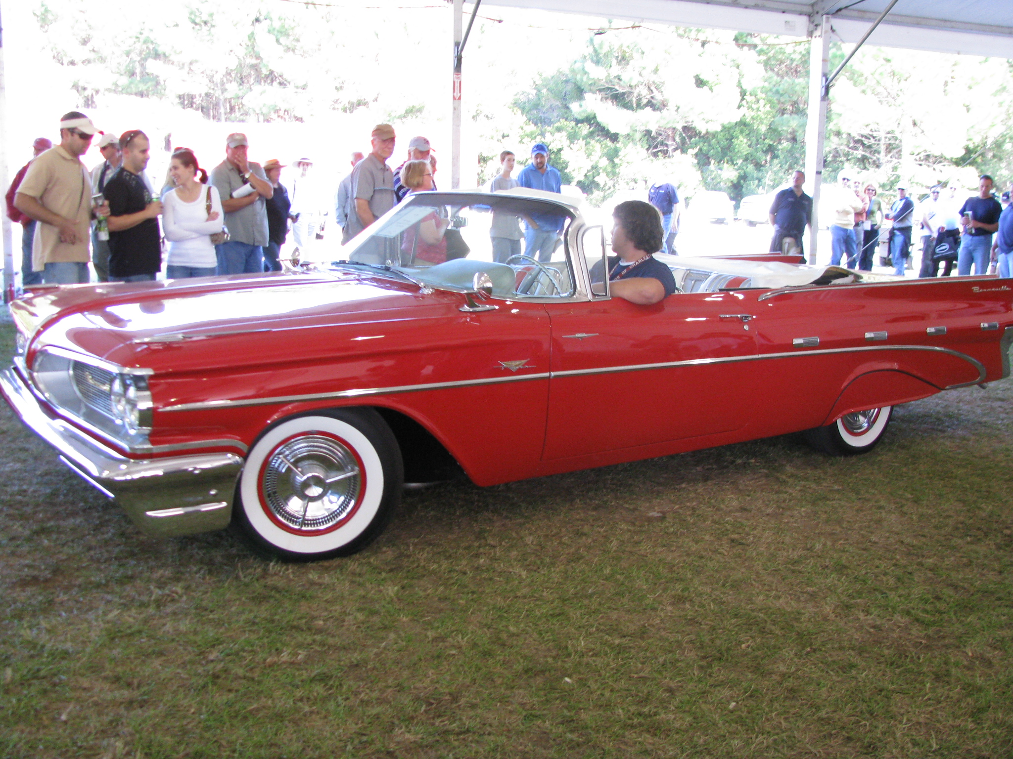 1959 Pontiac Bonneville convertible | Flickr - Photo Sharing!