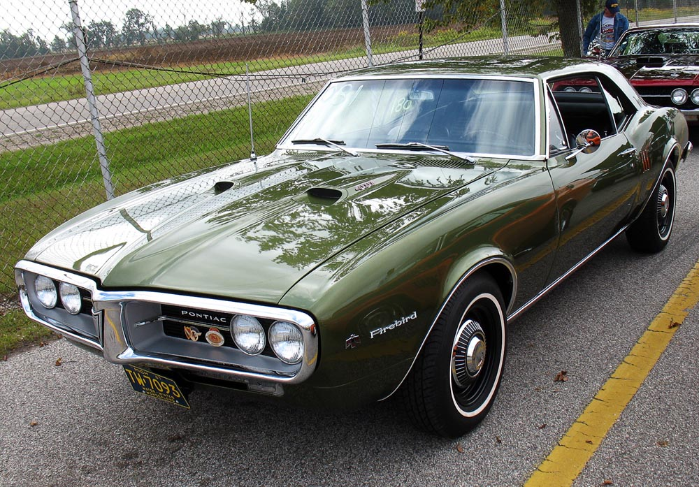 1967 Pontiac Firebird 400 | Flickr - Photo Sharing!