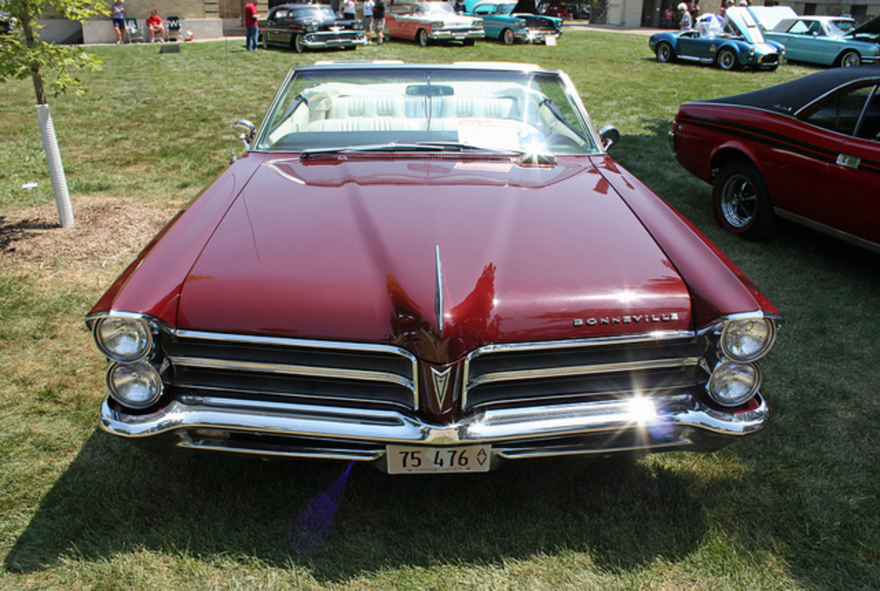 1965 Pontiac Bonneville Convertible (2 of 7) | Flickr - Photo Sharing!