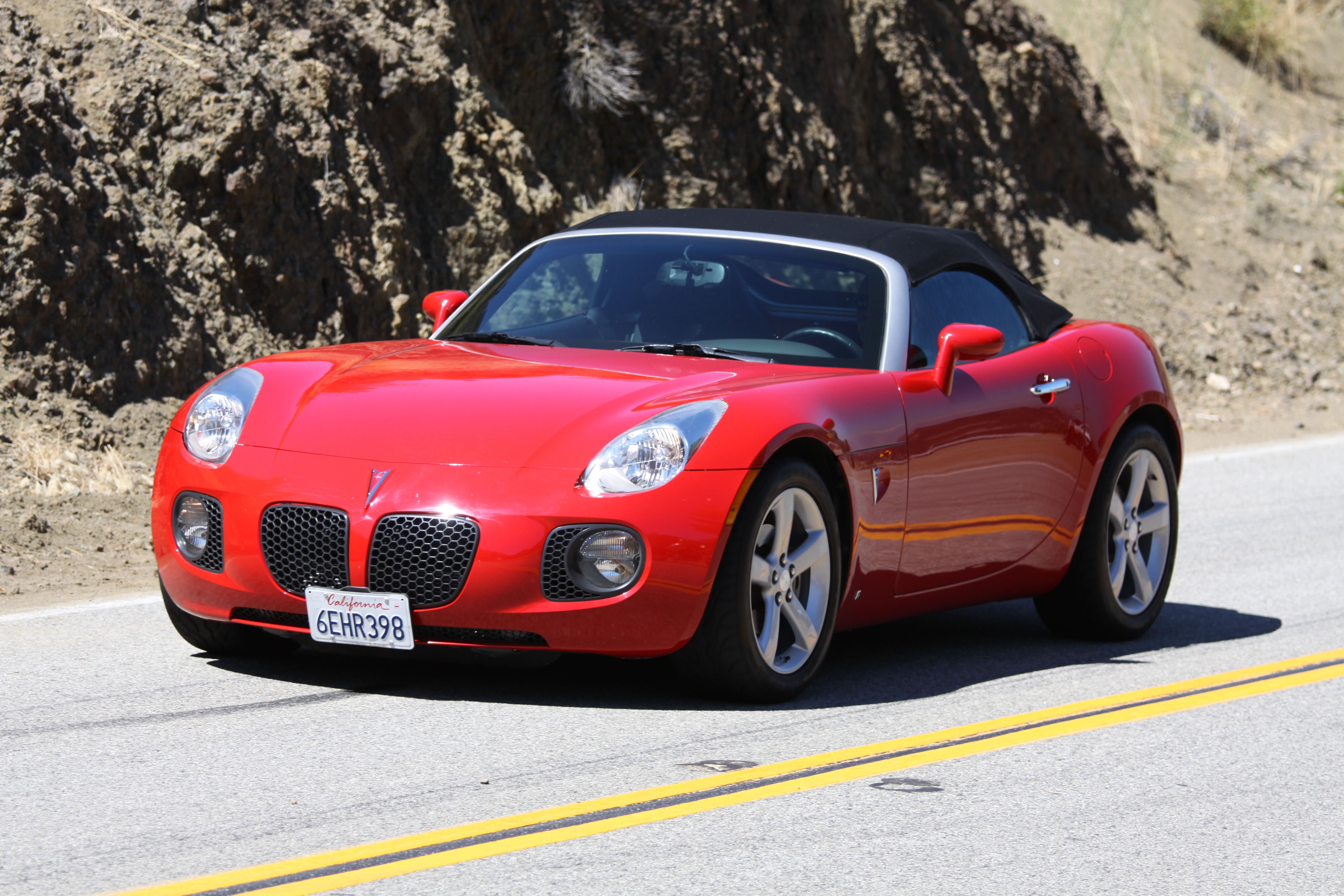 Pontiac Solstice Roadster | Flickr - Photo Sharing!