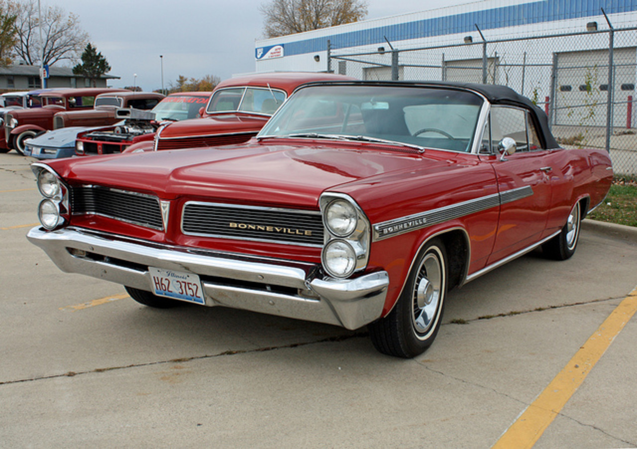 1963 Pontiac Bonneville Convertible (2 of 3) | Flickr - Photo Sharing!