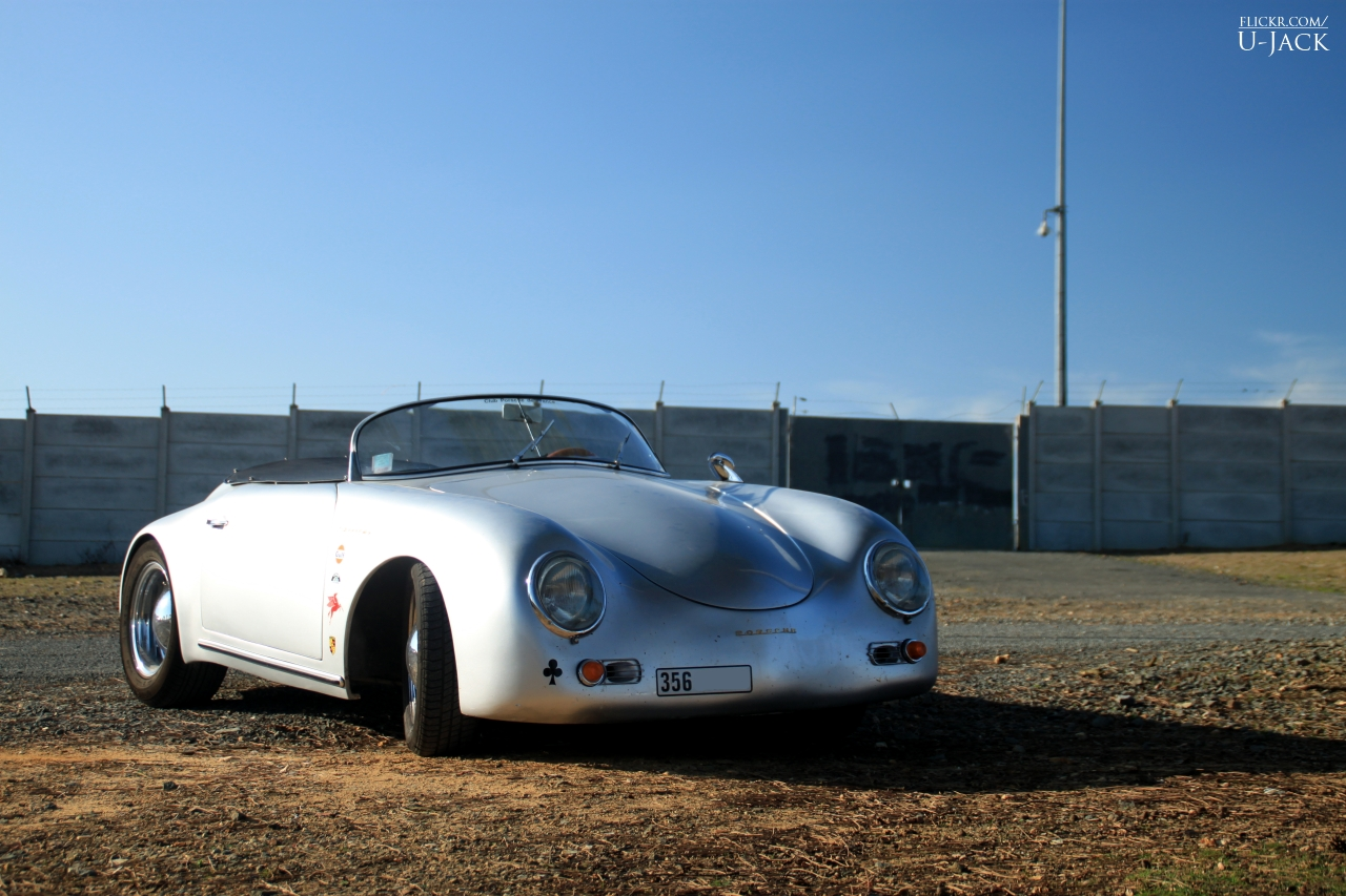 Porsche 356 Speedster replica | Flickr - Photo Sharing!