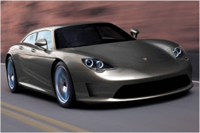 Cars News and Images: New Porsche Panamera