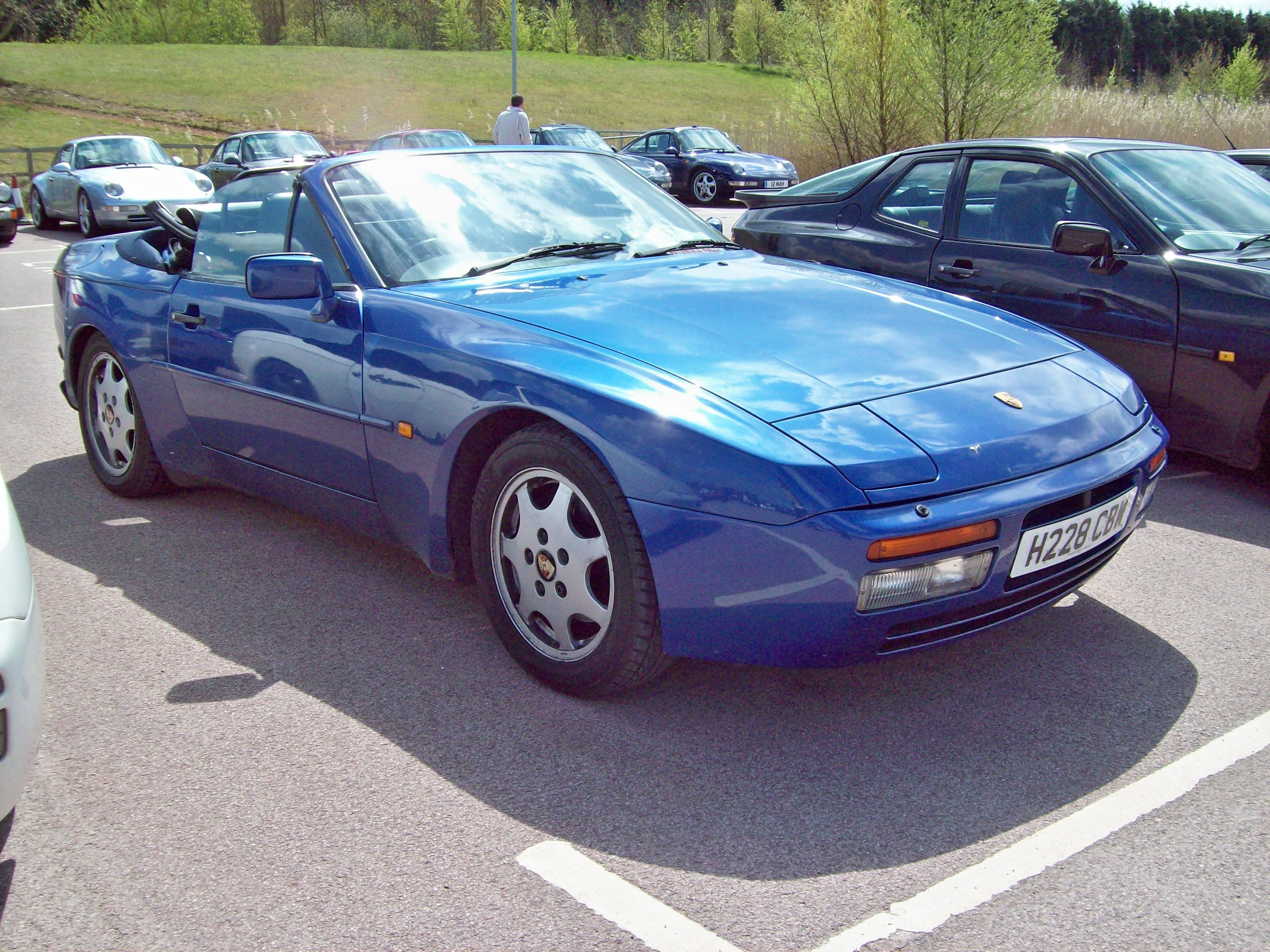 79 Porsche 944 S2 Cabriolet (1991) | Flickr - Photo Sharing!