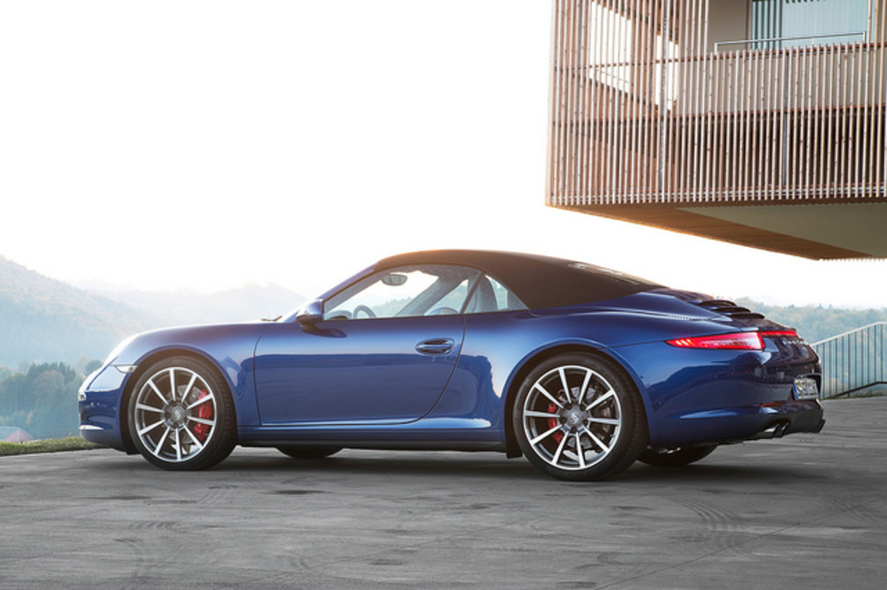 2013 Porsche 911 Carrera 4S Cabriolet | Flickr - Photo Sharing!