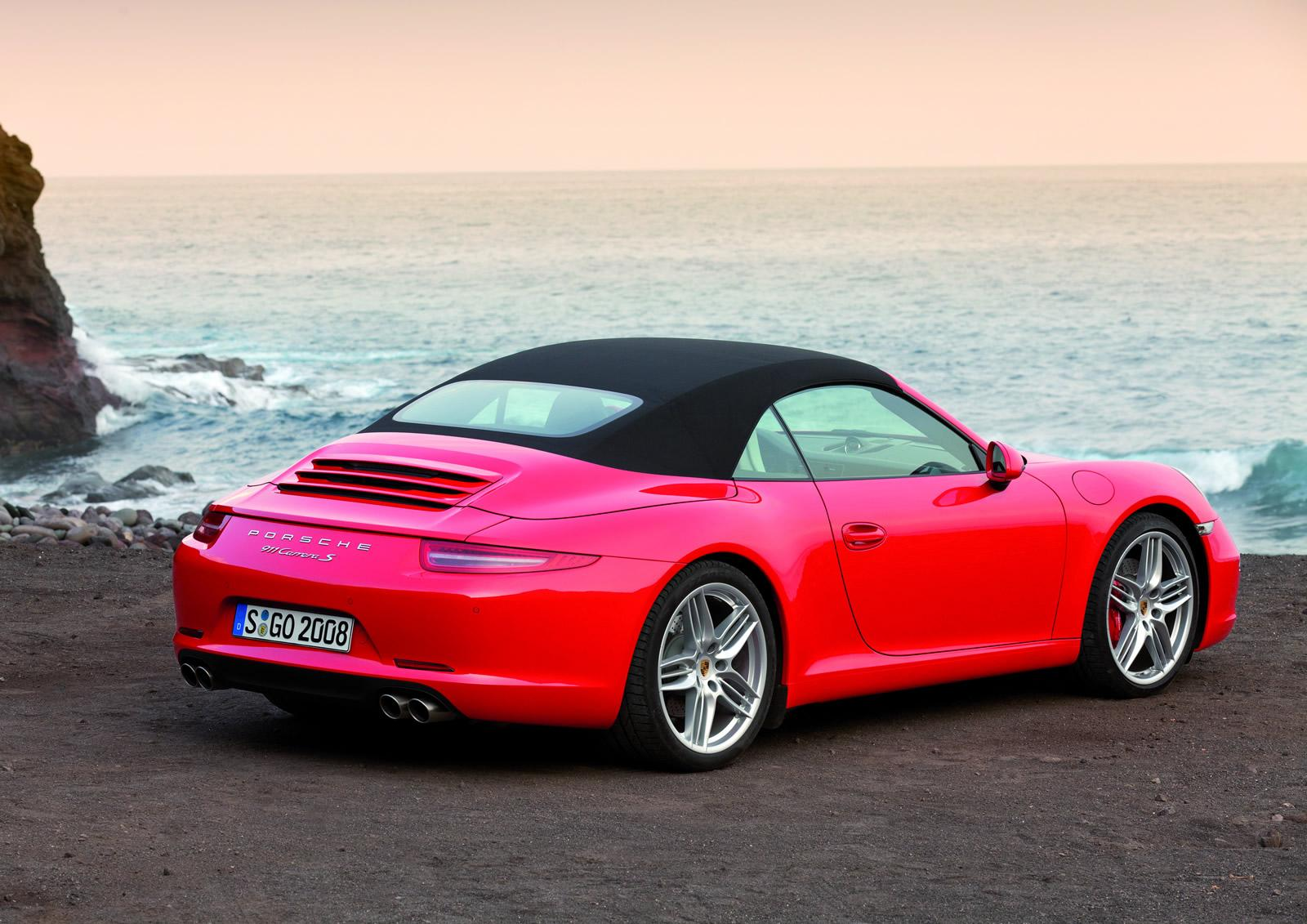 2012 Porsche 911 Carrera Cabriolet set for Detroit debut | CarAdvice