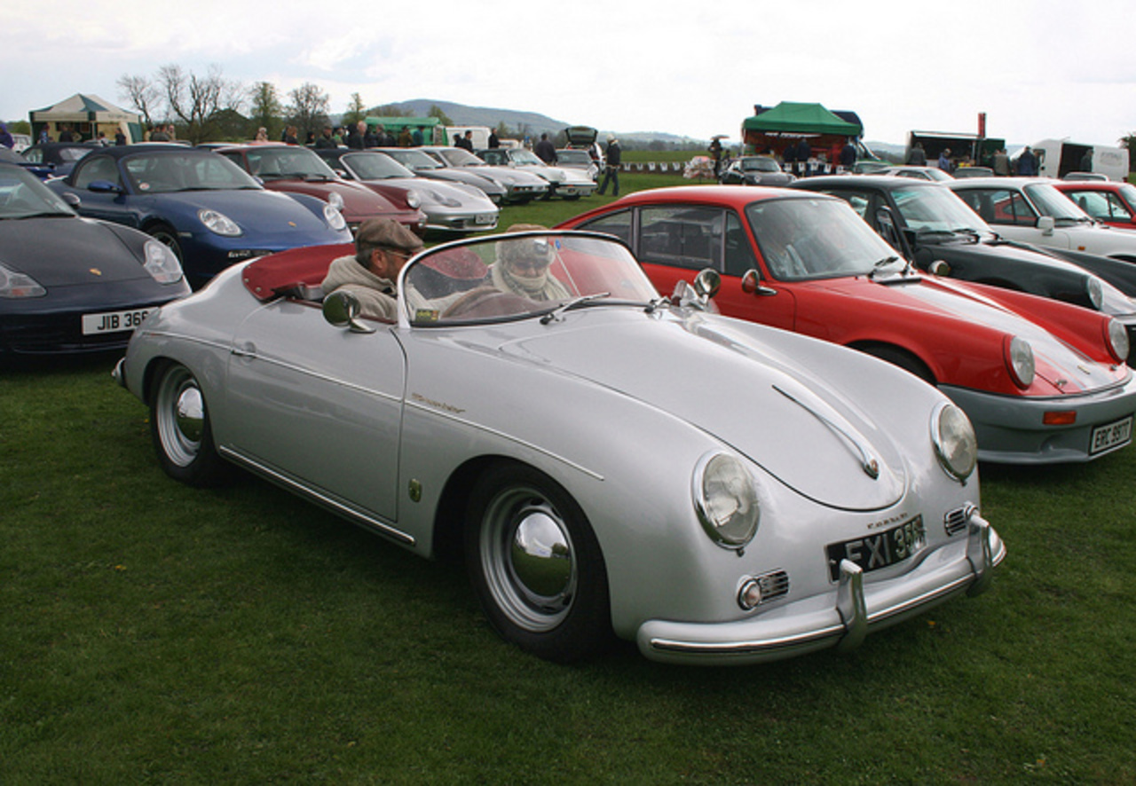 Ferguson Buick Gmc >> TopWorldAuto >> Photos of Porsche 356 Speedster replica - photo galleries